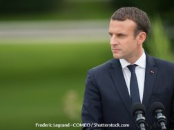 affaire benalla - macron